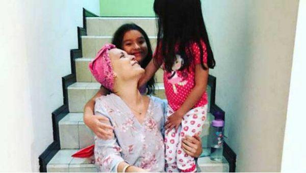 Karla Panini se hará cargo de las hijas de Karla Luna