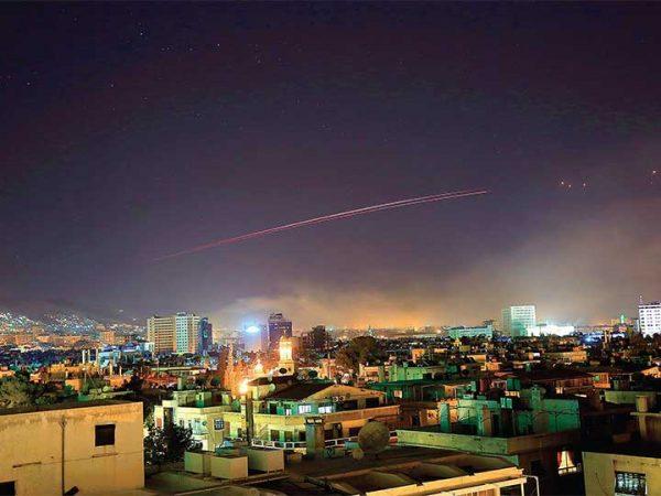 Estados Unidos bombardea Siria; el ataque no quedará sin respuesta: Rusia