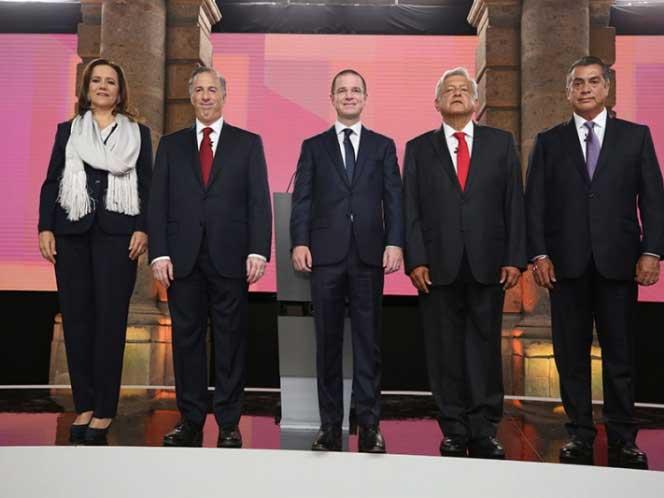 Segundo debate presidencial ya tiene moderadores y nuevo formato