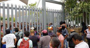 Suspenden labores en Ciudad Administrativa y Judicial