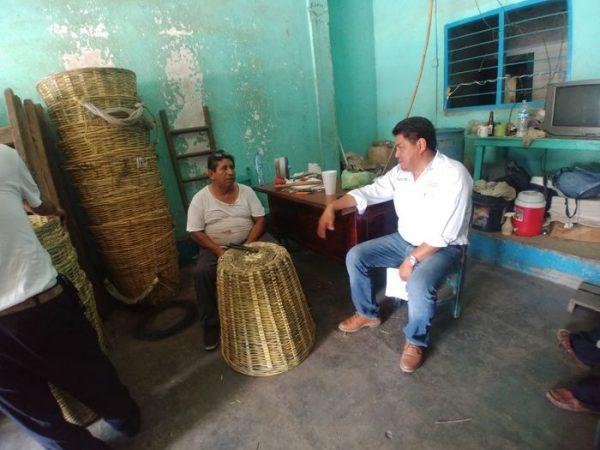 Irineo Molina confirma su Liderazgo en el distrito 01