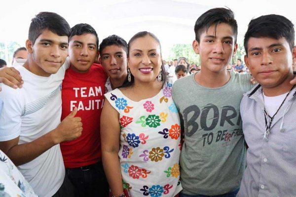 Buscará Karina Barón incluir a organizaciones como la UGOCP para consolidar proyecto