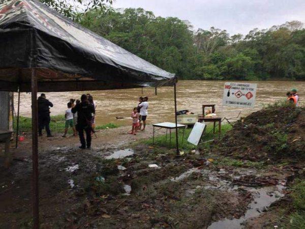 Recibirán apoyos palaperos de Chiltepec y Pinacho por afectaciones de Semana Santa