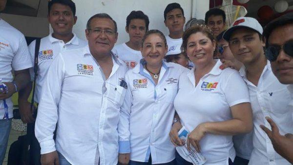 Laura Castellanos se enfocará en los problemas del campo y el campesino