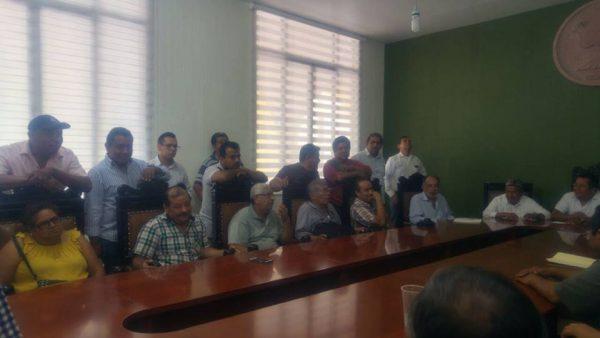 Ayuntamiento solo coadyuvará en conflicto entre transportistas y mototaxis