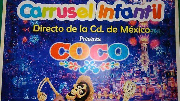 """Obra de teatro """"Coco"""" se presentará en Tuxtepec este 29 de abril"""