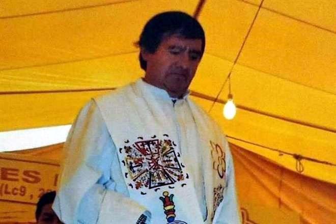 Hallan muerto a sacerdote desaparecido