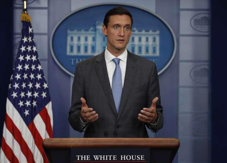 Renuncia el asesor de Seguridad Interior de Trump