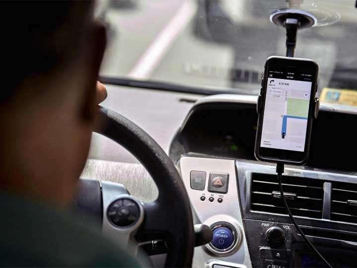 Perfil alquilado de Uber por 400 pesos; manejan con identidad falsa