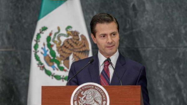 Enrique Peña Nieto exige respeto (vía Twitter) a Donald Trump