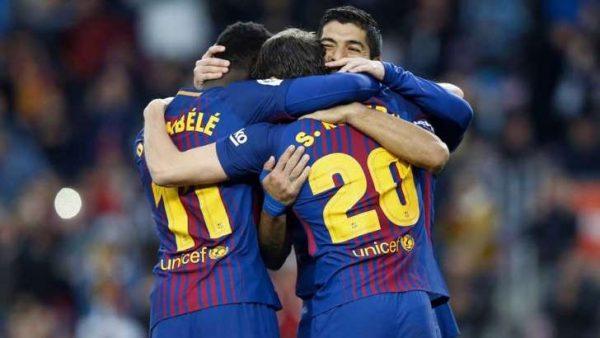 Los 8 futbolistas que dejarían al FC Barcelona
