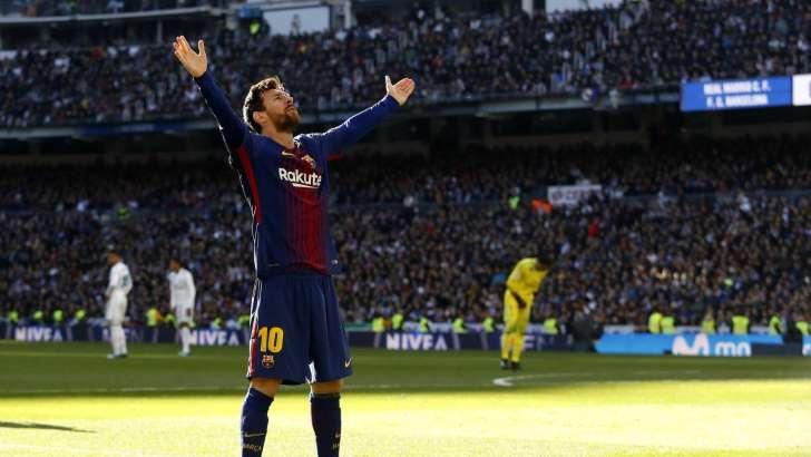 Messi, a igualar un récord de 68 años de Telmo Zarra