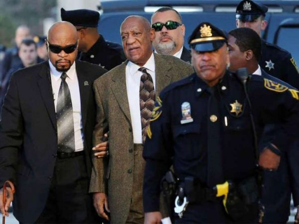 Bill Cosby es declarado culpable de abuso sexual