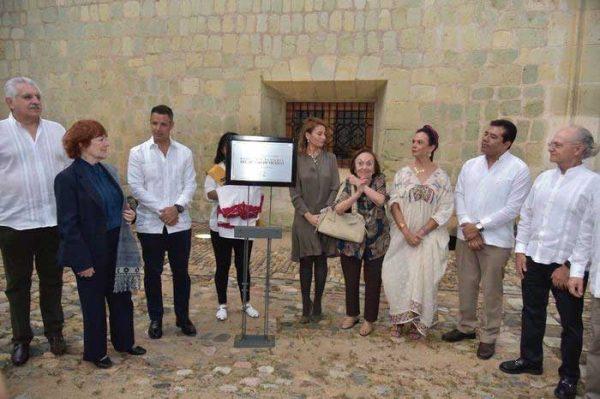 Atestigua AMH inclusión de la Biblioteca Francisco de Burgoa al registro Memoria del Mundo de México de la Unesco