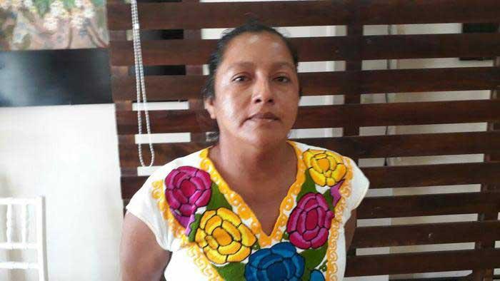 Pese haber realizados 33 obras, aun continúan las necesidades en San Lucas Ojitlán: Alicia Moreno