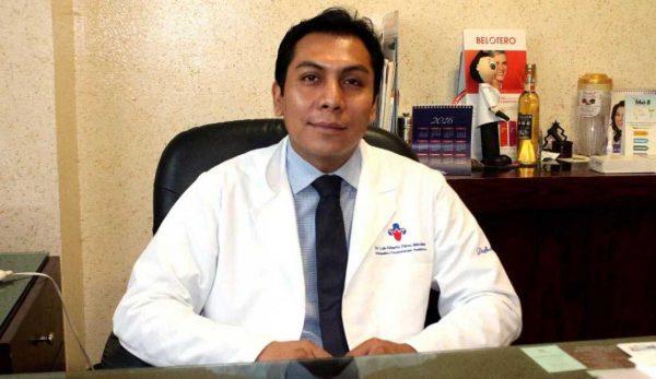 Obtiene su libertad el Dr. Luis Alberto Pérez Méndez