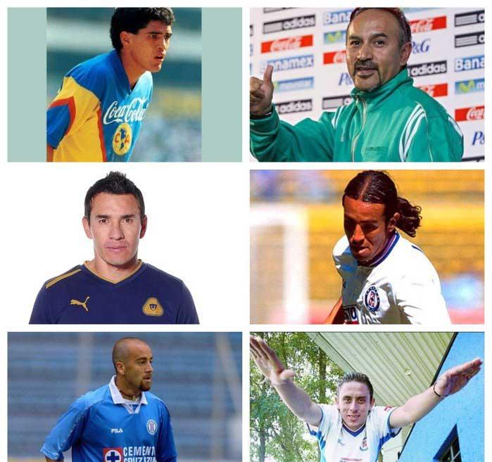 Exfiguras del futbol mexicano invitados de honor en la Copa Benito Juárez 2018