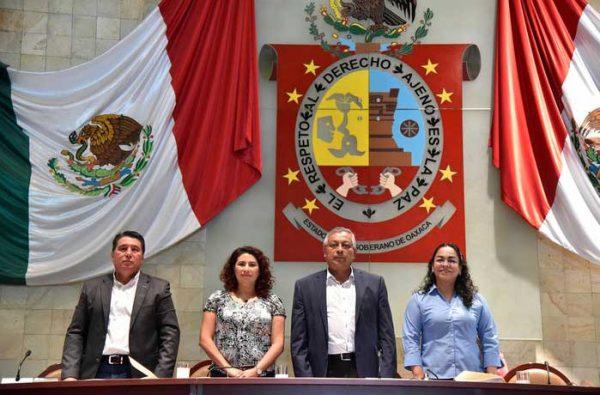 Cumple Diputación Permanente con acciones legislativas