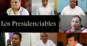 Listos los candidatos a presidente municipal de Tuxtepec