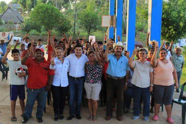 Laura Castellanos aterrizará infraestructura de calidad