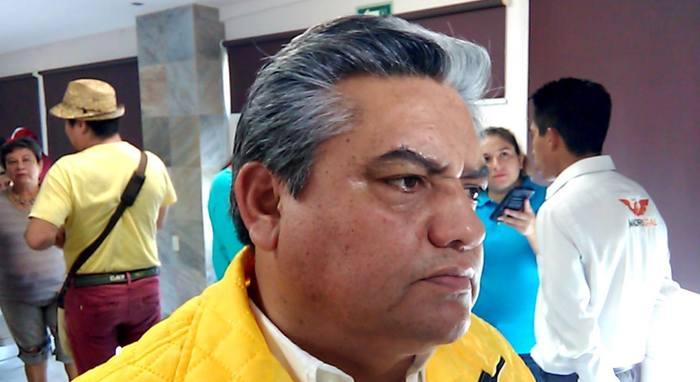 """Intromisión de Ulises Ruiz en coalición """"Por México al frente"""", está en las dirigencias nacionales: Hugo Jarquín"""