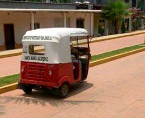 No hay permisos para mototaxis en San Bartolo y Sebastopol: SEVITRA