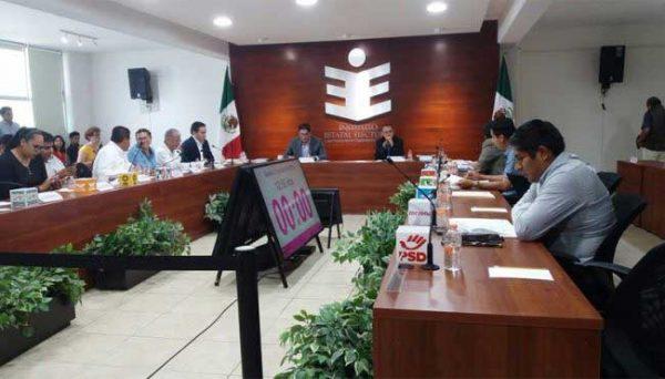 Declara IEEPCO a PMR, Partido Político Local