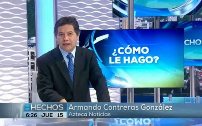 Luto en televisora del Ajusco: muere periodista esta mañana (FOTOS)