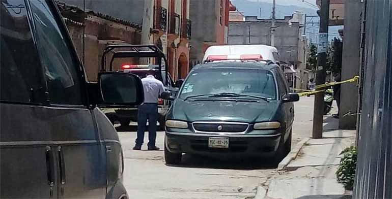 Asesinan a médico en su consultorio en Oaxaca