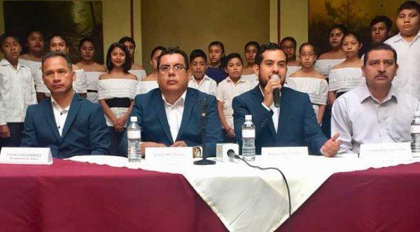 Joven Oaxaqueño gana convocatoria de la Secretaría de Cultura y pone en alto el nombre de Oaxaca