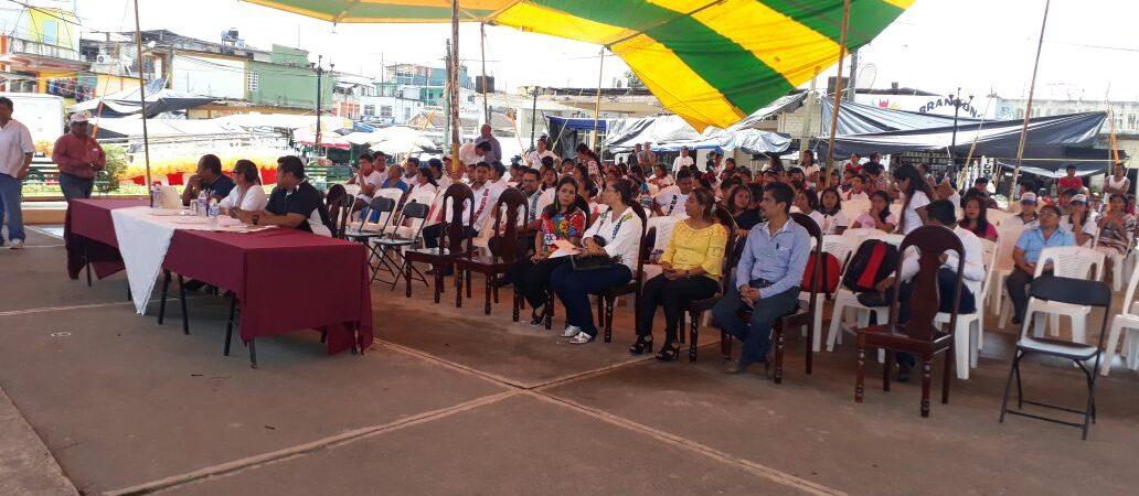 Intercolegiales COBAO en Jalapa de Díaz +FOTOS