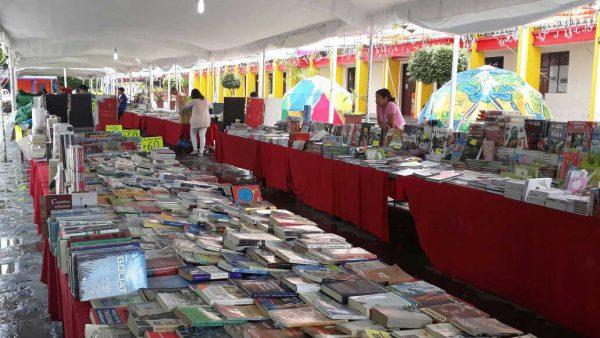 Termina Feria del Libro: fue aceptable y de aprendizaje señala el coordinador del Evento