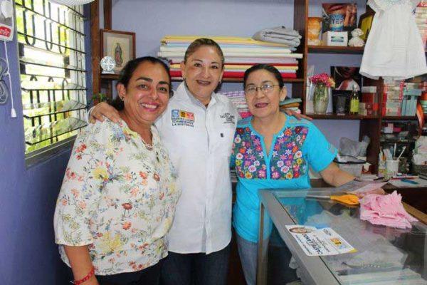 Laura Castellanos legislará en favor de la salud