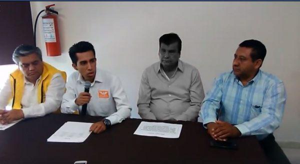 Alianza Por México al Frente sin candidatos en Tuxtepec: PAN