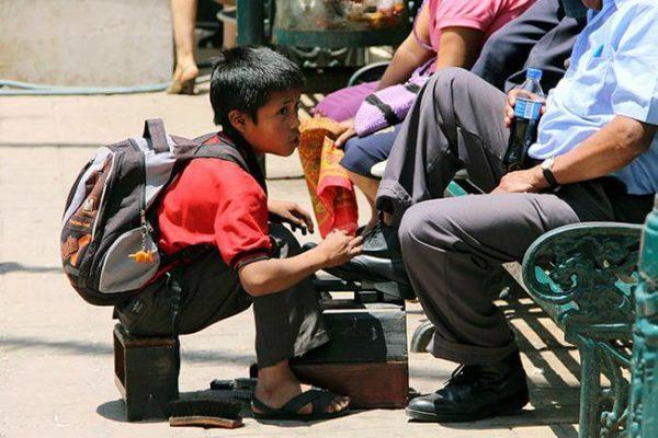 En México, 3.6 millones de niños debe trabajar