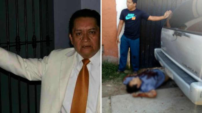 Asesinan a médico en Oaxaca