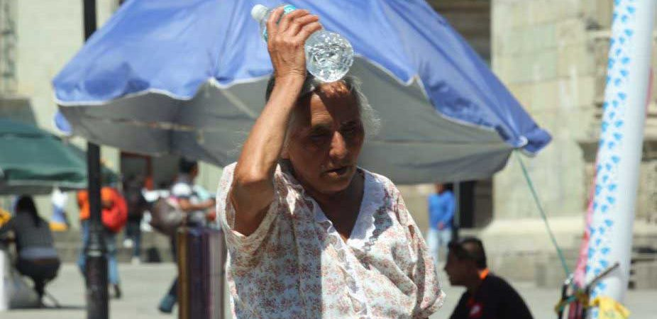 Persiste calor extremo en zonas de Oaxaca