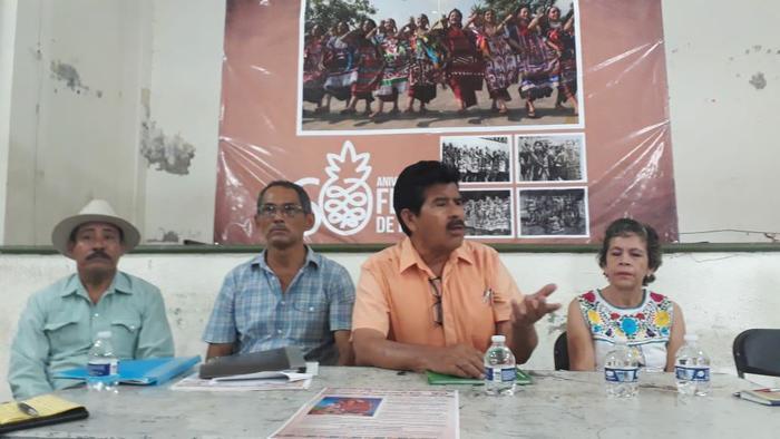 Presentan programa de actividades en el marco del 60 aniversario de Flor de Piña