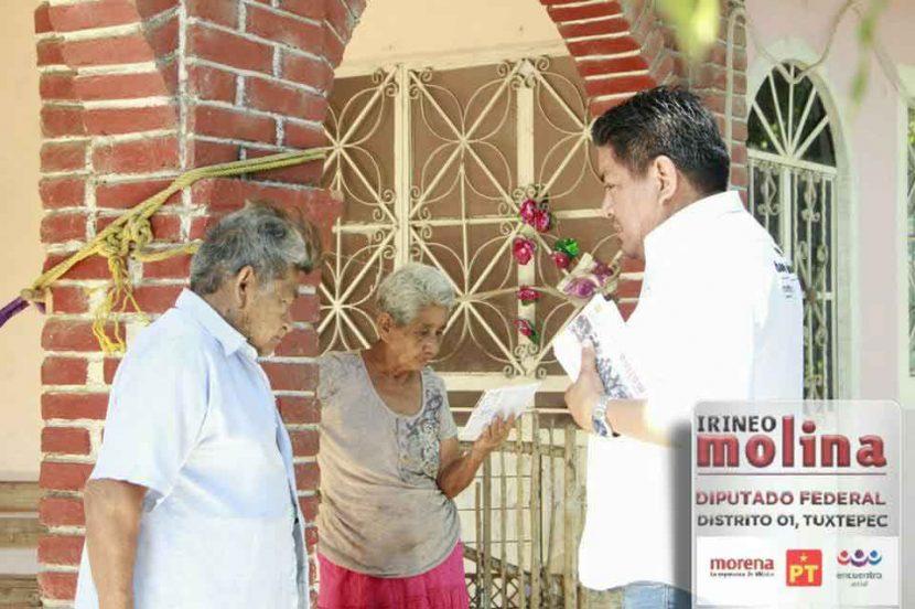 Morena-PT-PES arrasarán en la Cuenca: Electores