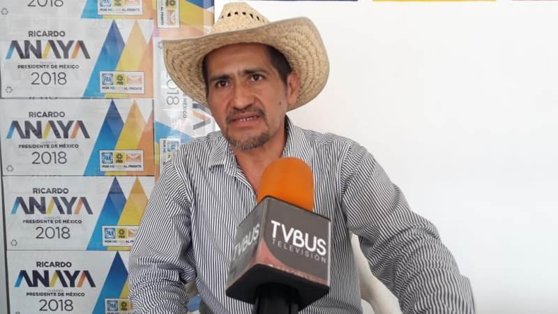 Visita de  Naty Diaz en Valle será solo para reunión con autoridades: Raul Manuel