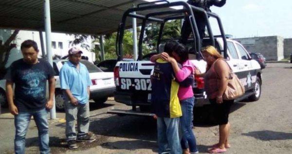 Secuestradores se quedan dormidos y victimas escapan en Veracruz