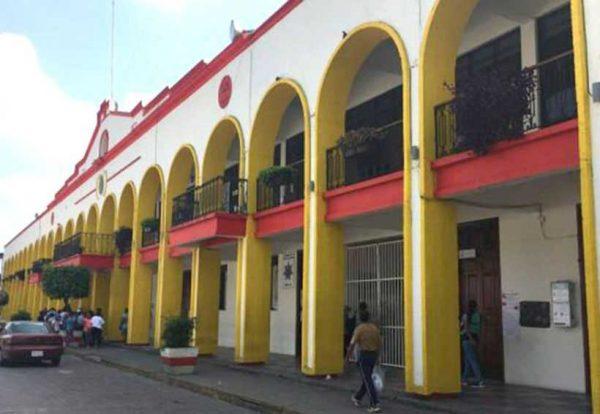 No descartan más casos de covid, en personal del ayuntamiento de Tuxtepec
