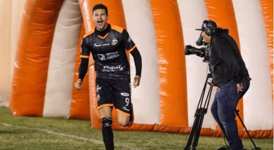 Alebrijes se queda sin su goleador
