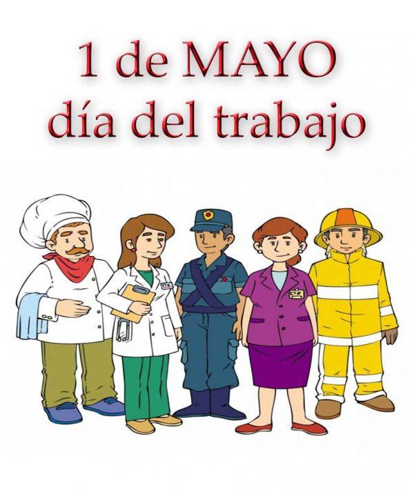 Conmemorando el día del trabajo desde 1913