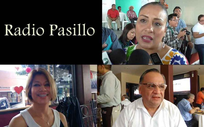 Radio Pasillo: ¿Operativo anti Karina? / Sigue el pleito en el PVEM por candidatura