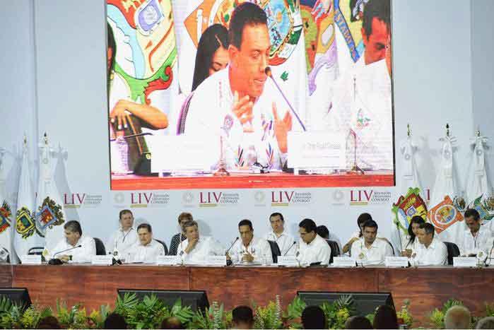 Distinguen al Gobierno de Oaxaca con nombramientos en la Conago