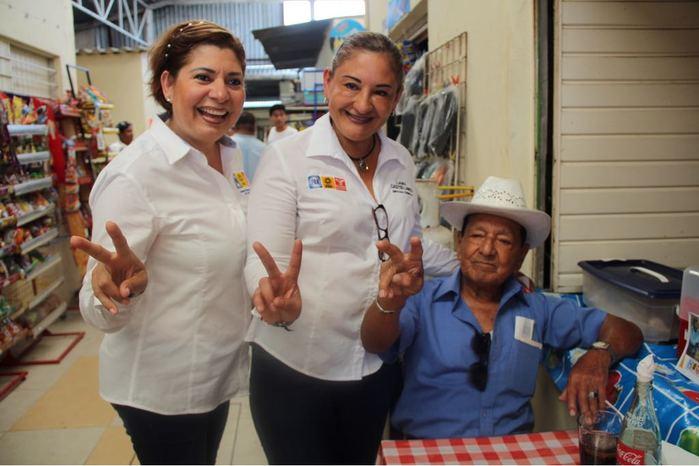 Maestros tendrán una diputada aliada: Laura Castellanos