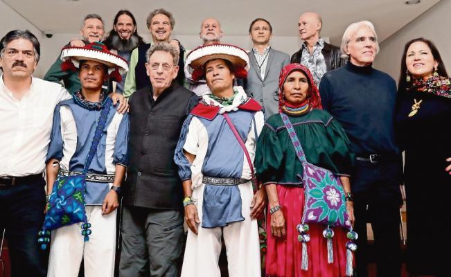 Philip Glass celebra la música mexicana en Bellas Artes