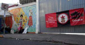 MST protesta en las oficinas de la CDI
