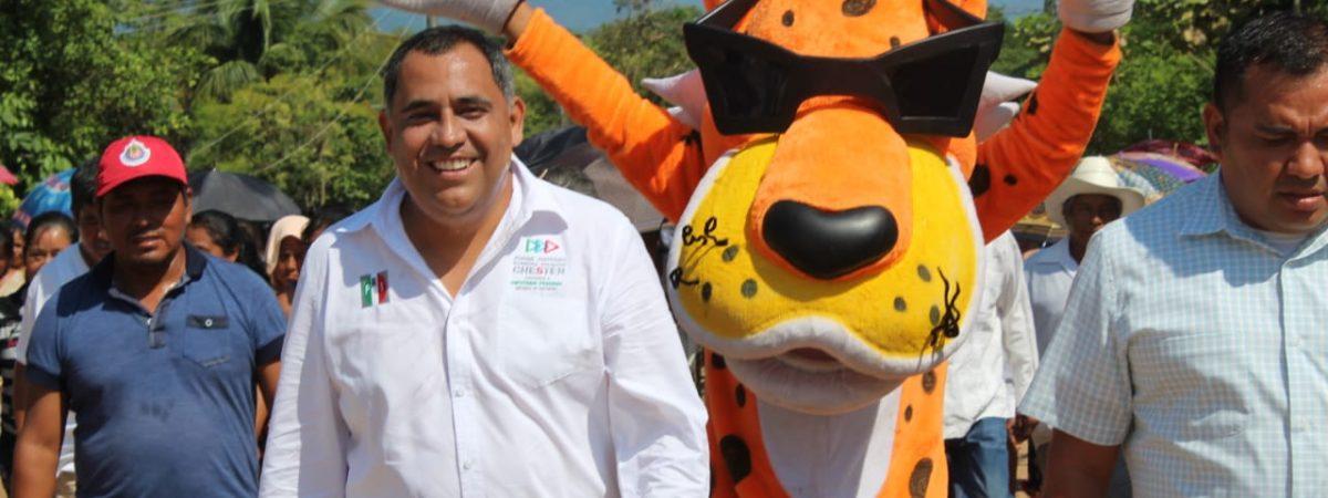 Soyaltepec va con Chester